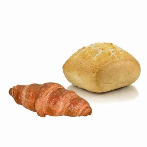 Produktfoto Vestabrötchen und Croissant