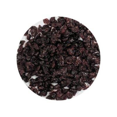 Cranberries, getrocknet und gesüßt