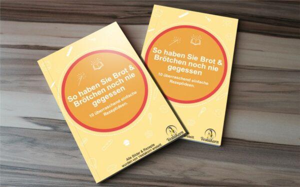 Vestakorn E-Book: 10 überraschend einfache Rezeptideen für Brot und Brötchen
