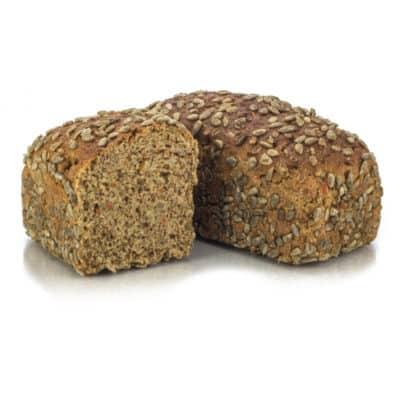Dinkel-Möhrchen-Brot